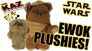Star Wars Ewok Plushies