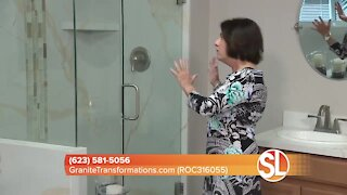 Granite Transformations of North Phoenix can flush away your bathroom remodeling fears