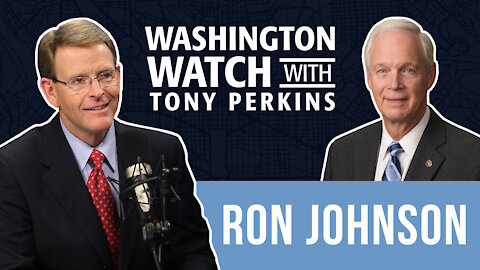 Sen. Ron Johnson Responds to California Governor Newsom's news conference on COVID-19