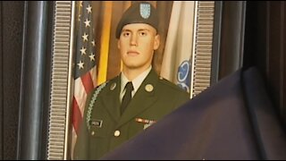 Military family remembers son killed in Afghanistan as troops withdraw