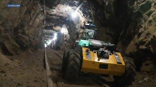 CU Boulder staff, students competing in underground robot challenge