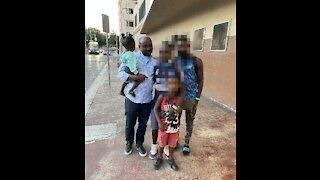 Normal Heights pastor meets with Haitian migrants in Texas