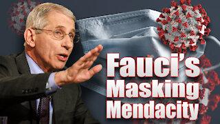 Unmasking Fauci