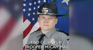 Remembering Trooper Micah May