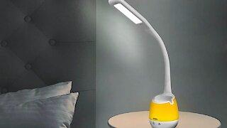 Gerintech Rechargeable Desk Lamp   2019 Review