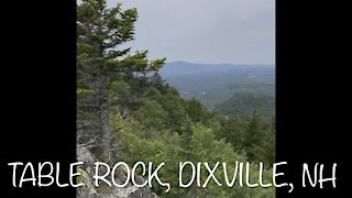 Table Rock, Dixville, NH