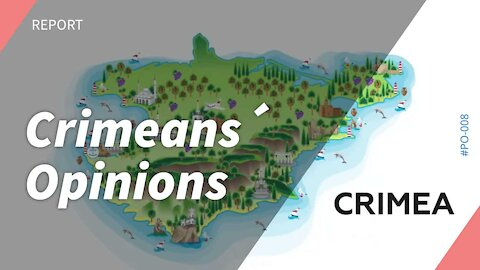 Report: Crimeans´ Opinions about the Changes
