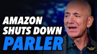 Amazon shuts down Parler
