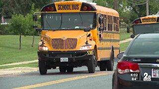 Baltimore County Public Schools bus driver shortage
