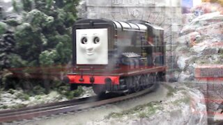 Lionel Thomas And Friends Diesel
