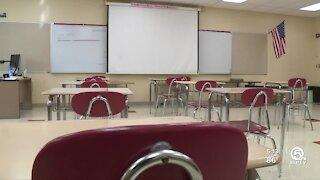School District of Palm Beach County facing more than 300 teacher vacancies