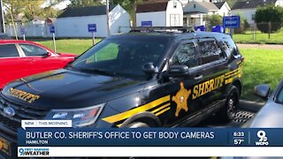 Butler County Sheriff's Office to apply for bodycam grant