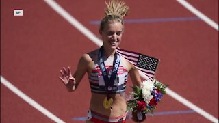 Wisconsin native Emily Sisson triumphs over disappointment