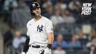 Yankees' Joey Gallo slams media with 'gets dressed' tweet