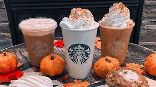 Starbucks sort son menu d'automne et une nouvelle boisson s'ajoute au Pumpkin Spice Latte