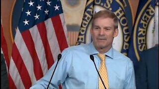 Jordan: Pelosi's Jan 6 Commission Has Always Been About Politics