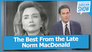 The Best From the Late Norm MacDonald