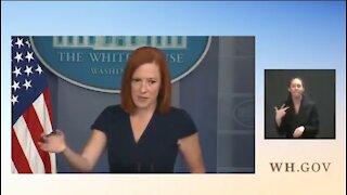 Psaki Tries to Defend Biden's COVID Misinformation