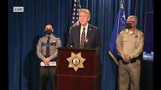 Las Vegas police to brief media on Interstate 15 shooting