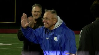 Mike Wenzel honored for 60 years of service to MPS, South Stadium