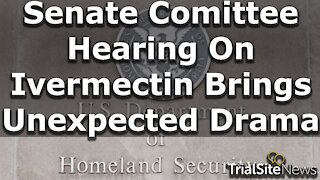 Beyond The Roundup | Senate Committee Hearing On Ivermectin Brings Unexpected Drama