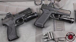 M&P 2.0 CORE VS Glock 45 MOS New Owner Choices