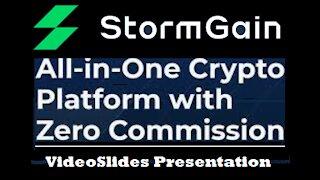 StormGain - Free trading, mining, exchange, offers, referral program ... PROFITS