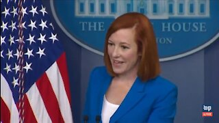 Psaki Can't Explain Why Biden Didn't Commerate D-Day Anniversary