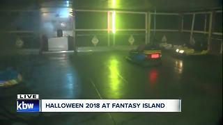 Fantasy Island brings Halloween twist to rides