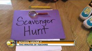 School House 7 - Savenger hunt