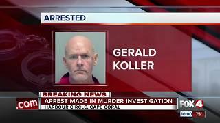 Police make arrest in murder investigation