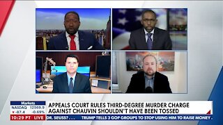 Chauvin Trial Begins Amid Protests