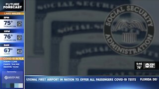 Social Security mailed personal information to wrong address