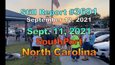 Sept. 11, 2021, SouthPort, NC, 3691