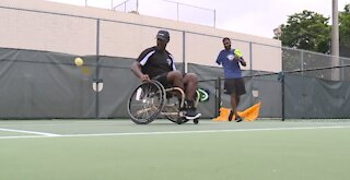 Veterans overcoming disabilities with sports