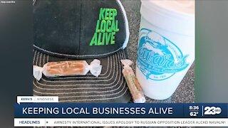 Kern's Kindness: Keep Local Alive