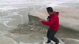 Erosion a concern on St. Augustine Beach