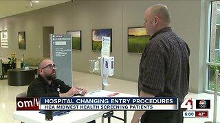Hospitals change entry procedures amid coronavirus outbreak
