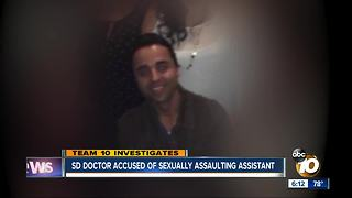 Sheriff's Dept. investigating accusations that Spring Valley doctor sexually assaulted assistant