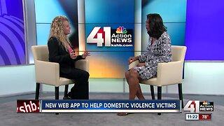 New web app to help domestic violence victims