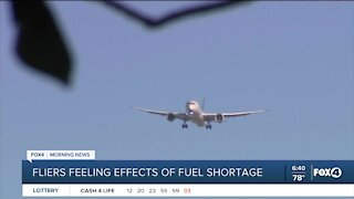 Understanding the fuel supply issues impacting airlines