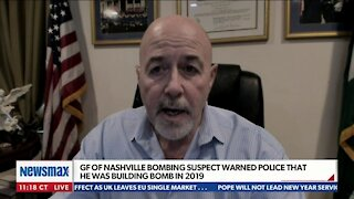 POLICE WERE WARNED ABOUT NASHVILLE BOMBING SUSPECT IN 2019