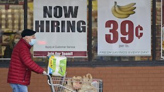The U.S. Economy Added Just 266,000 Jobs In April