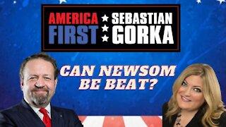 Can Newsom be beat? Jennifer Horn with Sebastian Gorka on AMERICA First