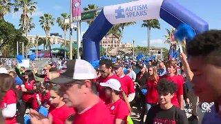 Autism Speaks Walk held in West Palm Beach