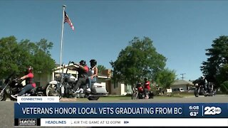 Check This Out: Veterans honor local vets graduating from Bakersfield College