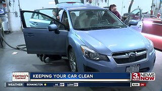 Courtney's Corner: Keeping Your Car Clean