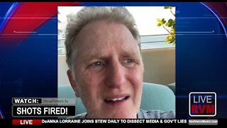 Michael Rapaport RED PILLED! Globalist Destruction is NOT LIMITED to 'Conservatives'