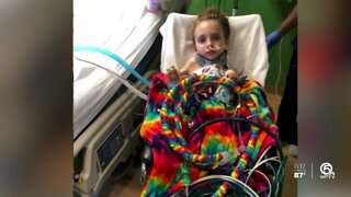 Community comes together to help 6-year-old Wellington girl severely injured in crash