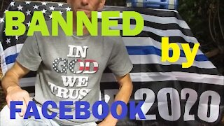 Banned by FaceBook & Quick review of the Smith & Wesson Model 19